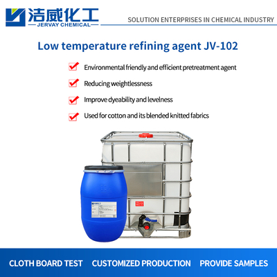 Low Temperature Refining Agent for Cotton JV-102