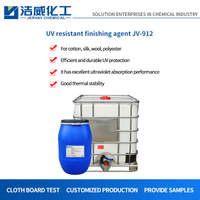UV-RESISTANT FINISHING AGENT JV-912